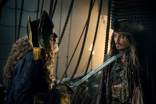 8 Things Parents Should Know About 'Pirates of the Caribbean: Dead Men Tell No Tales' - GeekDad