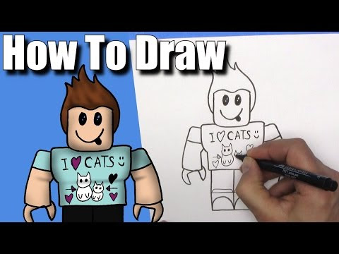 Roblox Character Denis Daily Coloring Pages - Free Robux ...