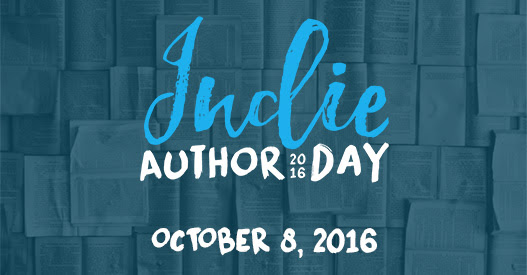 Join us for the Inaugural Indie Author Day on October 8, 2016.