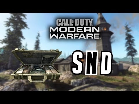 Call Of Duty Modern Warfare - Search And Destroy
