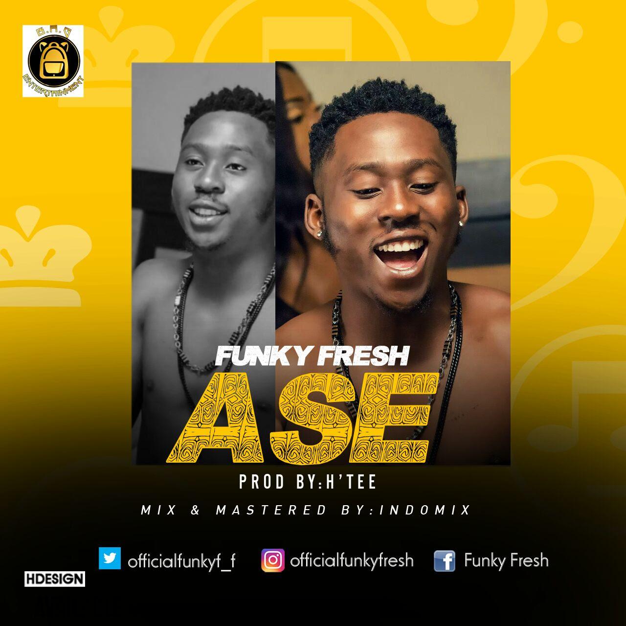 Funky Fresh – ASE (prod. H'Tee)