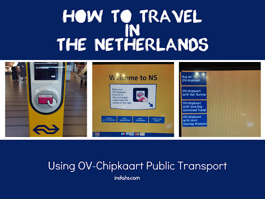 How to Travel in the Netherlands Using OV-Chipkaart Public Transport