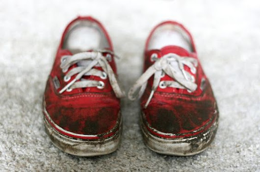Stop Wearing Shoes Inside Your Home -ANGELOS CLEANING
