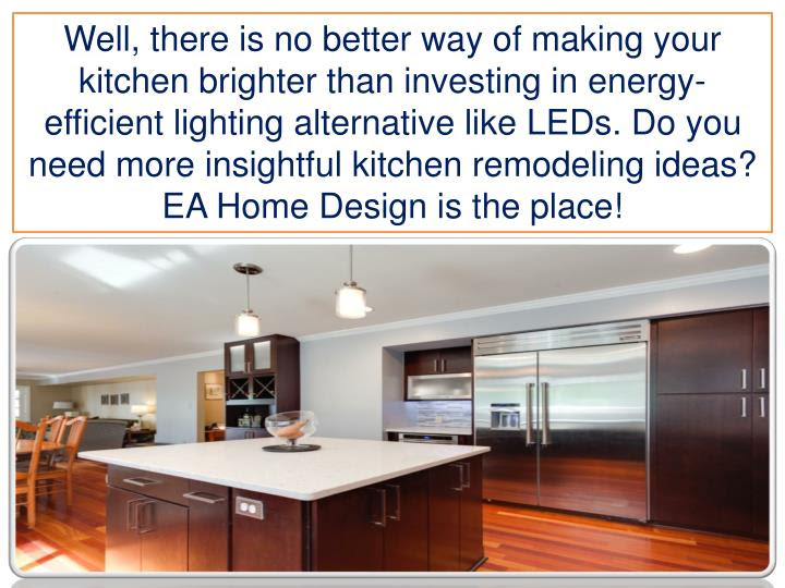 PPT - Kitchen Remodeling Ideas for More Good Kitchen ...