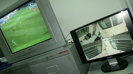 vigilancia y fútbol rumbo tailandia