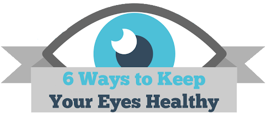 6 Ways to Maintain Good Eyesight & Healthy Eyes