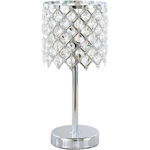 Google Express River Of Goods 15249 Crystal Glam Table Lamp As Shown
