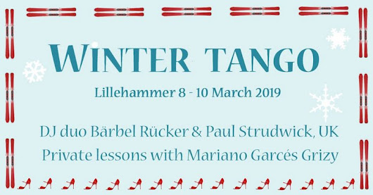 Winter Tango Lillehammer • Moving Experience