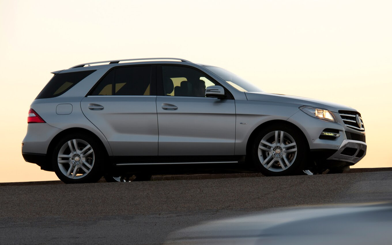 2012 Mercedes-Benz M-Class Photo Gallery - Motor Trend