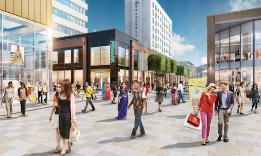 Bracknell Regeneration: Opening Date is Set - Chancellors