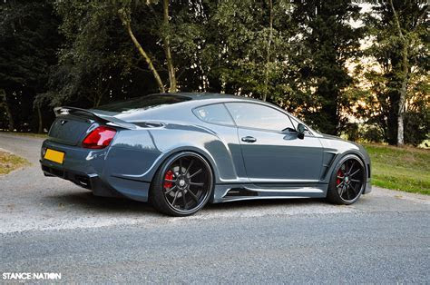 Bentley GT Coupe Tuning