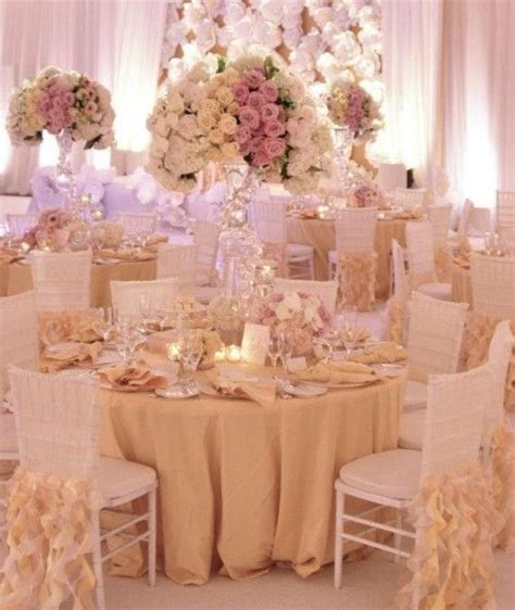 10 Wedding Table Decor Ideas to Die For   Receptions