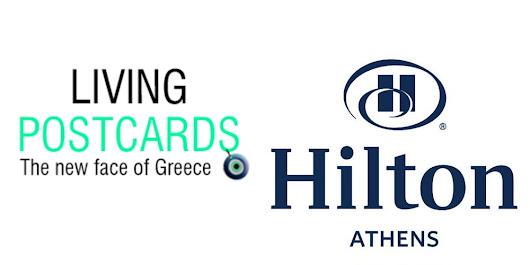 Living Postcards at Hilton Athens hosted by ''Money Show''.