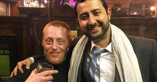 Muslim man left stunned after drinker tells him why he hates Islam