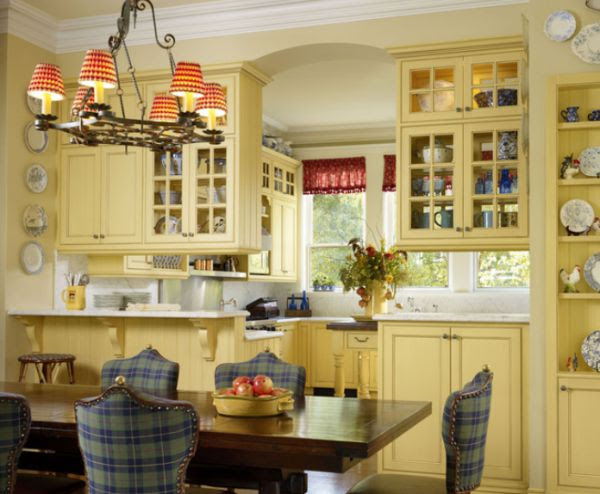 Tips For A Yellow Themed Kitchen