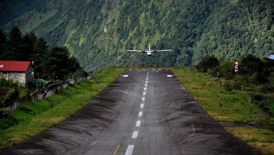 ΒΙΝΤΕΟ: Το πιο επικίνδυνο αεροδρόμιο στον κόσμο!