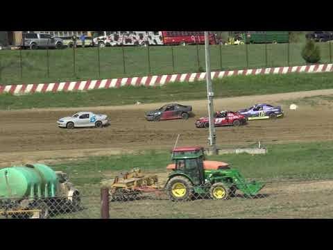Brushcreek Motorsports Complex | 8/2/20 | Compact Heat 3