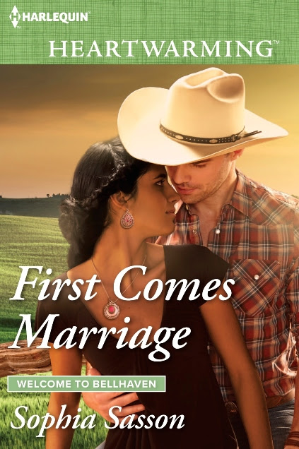 SOPHIA SASSON - First Comes Marriage
