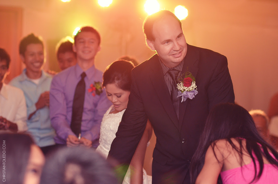 Rajah Park Hotel Reception, Cebu Wedding Photographer