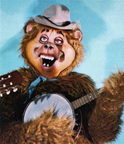 1973 Disney On Parade - Country Bears