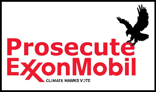 Sign Now: Prosecute Exxon For Deliberate Climate Denial