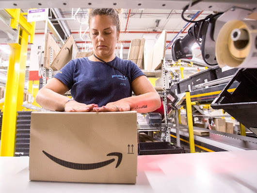 Why Chicago is the best answer to Amazon's talent challenge