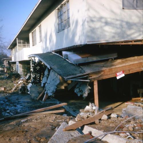 Village Green - Baldwin Hills Flood by srk1941