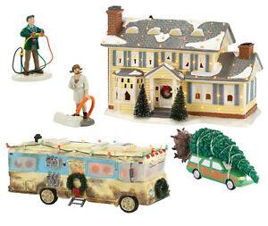 Download Dept 56 Snow Village Griswold Holiday House Cousin Eddie ...