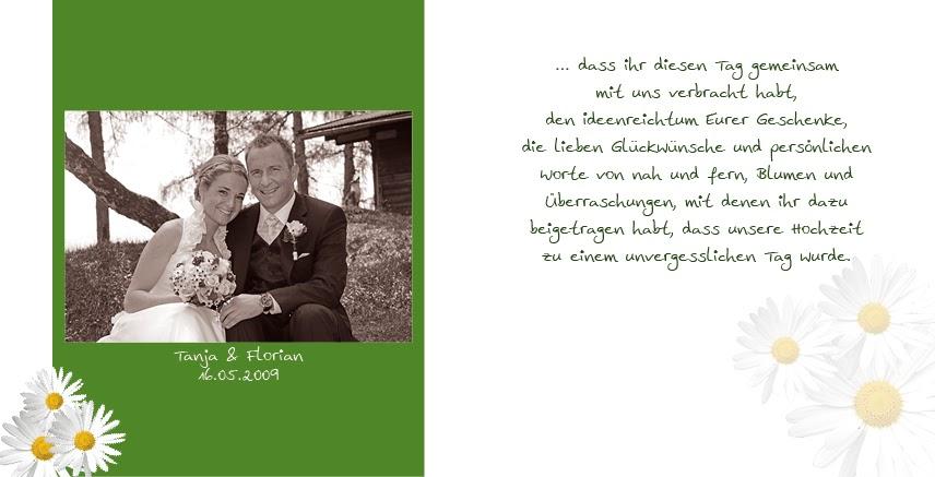 Text Dankeskarte Hochzeit Kurz - hochzeitsglückwünsche