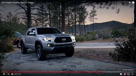toyota tacoma blind spot monitor leads