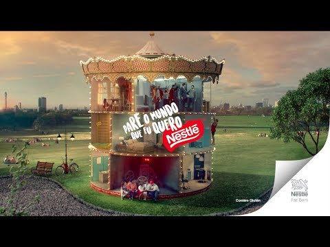 Nice ad of the day. Carrossel | Chocolates Nestlé®