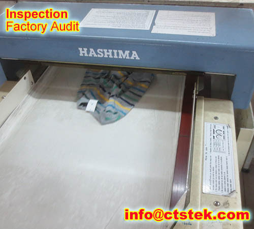 Bangladesh knitwear Product Inspection: