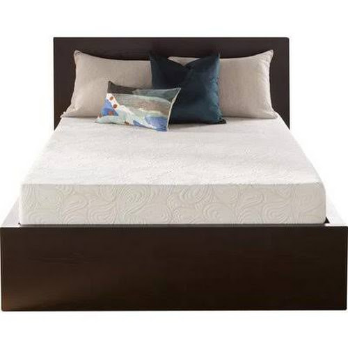 Simmons Recharge Flex 7.25 inch Queen size Gel Memory Foam