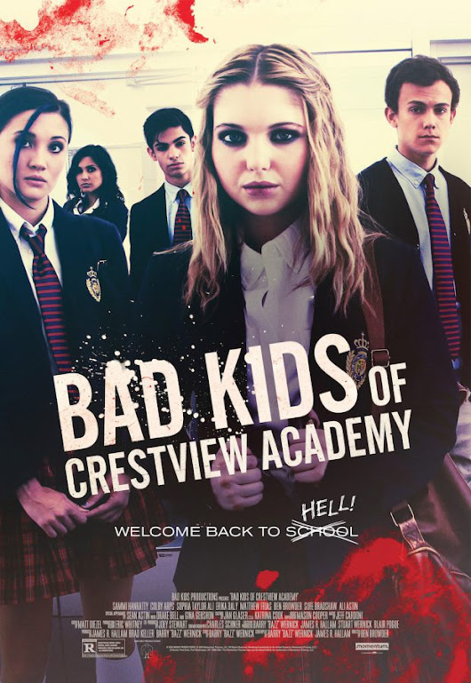 Kneel Before Blog - Bad Kids of Crestview Academy