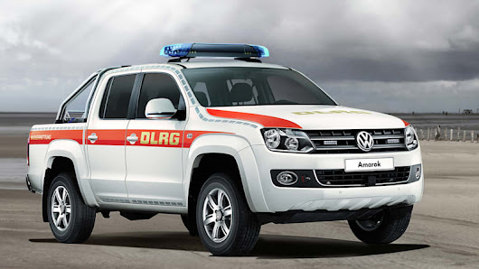 Volkswagen showcasing latest emergency vehicles at RETTmobil