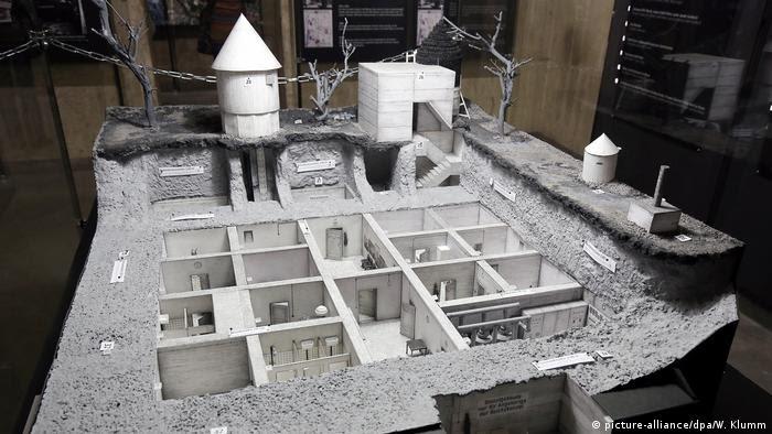 Image result for Adolf Hitler  bunker (reconstruction). images