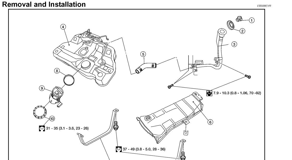 2005 Nissan Altima Problems