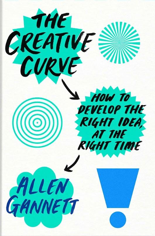 The Creative Curve – Book Interview - Heidi Cohen