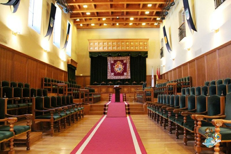 Salón de actos Colegio Fonseca