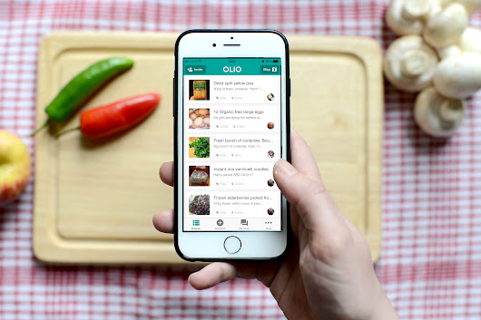 Olio, the app that lets you share unwanted food items with your neighbours, picks up £6M Series A