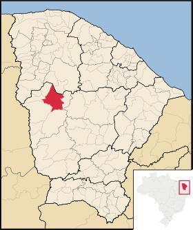Localização de Tamboril