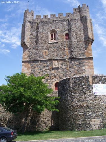 Castelo de Bragança: Torre da princesa
