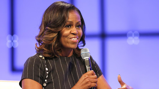 Michelle Obama tells 12,000 in Philadelphia: 'Speak up' - Philadelphia Business Journal
