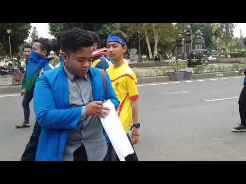 Heboh, Demo oleh PMII, KSPSI, dan Forum GTT/PTT Kebumen