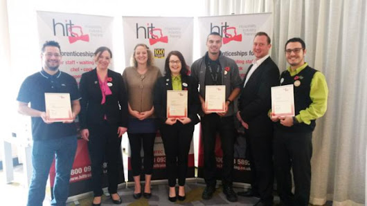 Hotel Company Kew Green Wins Inspirational Festival of Learning Award | HIT Training Ltd