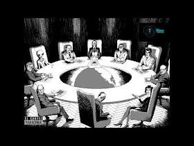 El  cartel paranormal de la mega 6/11/2019 - Teorias de conspiración en ataques terroristas