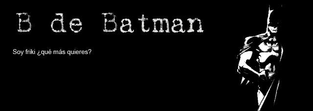 B de batman