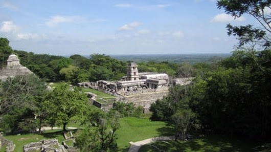 "Volcanic Eruption May Have Plunged the Maya into a ""Dark Age"""