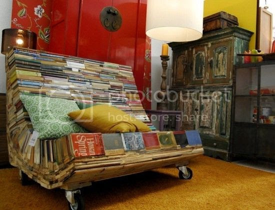 Book Couch!