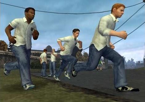 6 Geng Keren Yang Ada di Game Bully PS2